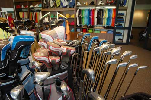 Knysna Golf Shop