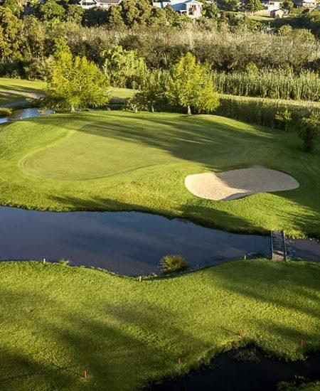8th hole, Knysna Golf Club