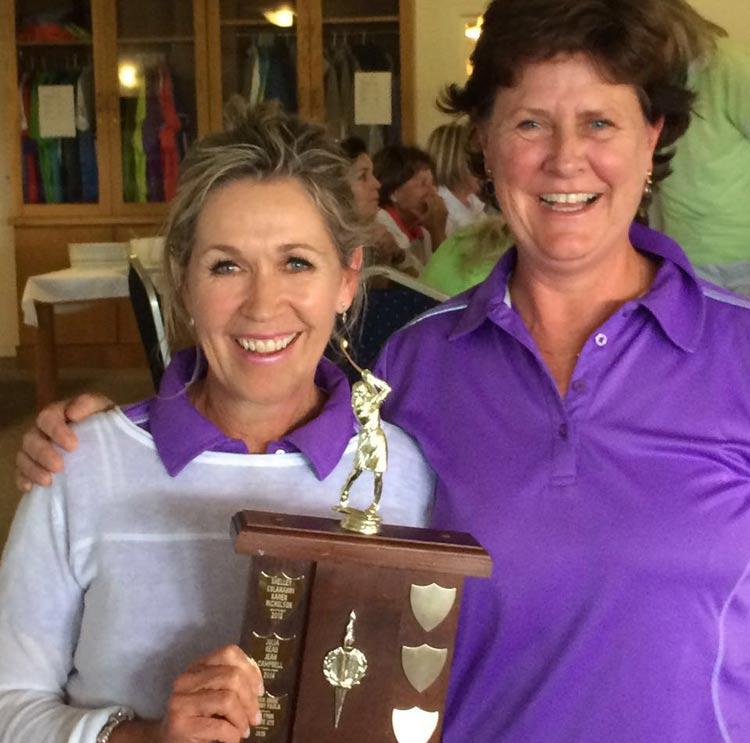 Jill & Melanie win Pam Golding St Francis Open