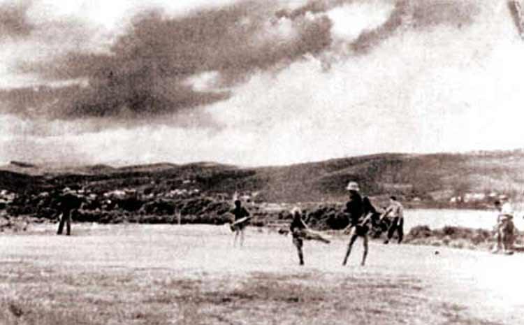 The Leisure Isle course c.1935