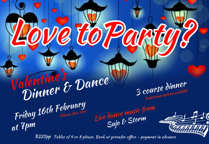 LOVE TO PARTY?