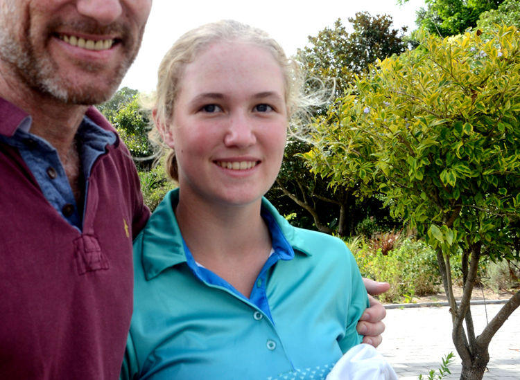 Lizzie Lightley to represent Southern Cape