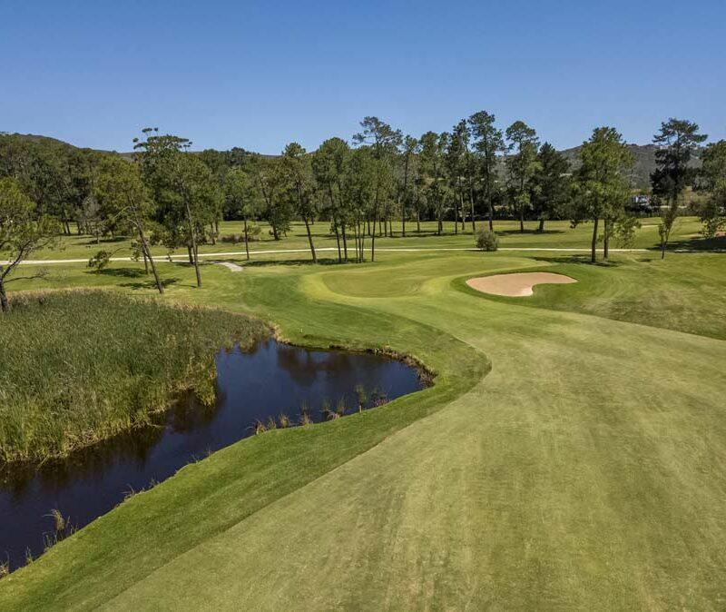 Knysna golf