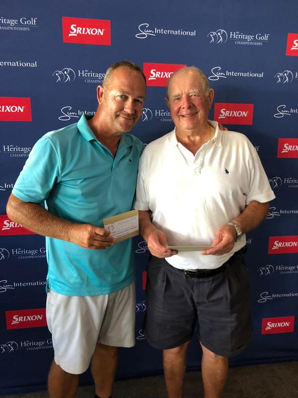 Knysna golf club winners
